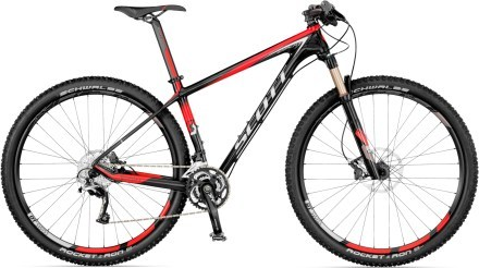 Scott Scale 29er Expert Mountain Bike - 2012